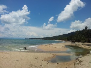 Beach in Koh Samui, Thailand